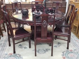 Rosewood Dining Set