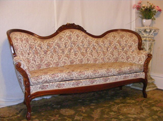 Vintage Kimball Victorian Sofa Marva 39 S Placemarva 39 S Place