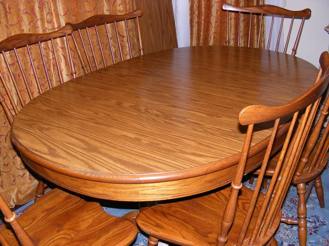 Tell City Dining Room Table Best 2017