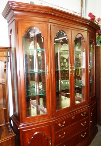 Thomasville China Cabinet Marva 39 S Placemarva 39 S Place