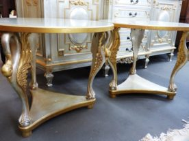 Luxury Classic Italian Colombo Giulio, Mobili d'Arte e Salotti End Tables