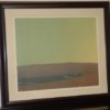 Russell Chatham Colorado Rivers Framed Lithograph 2.High end designer brand used furniture and home decor at significantly low prices. Fine Art Consignment.