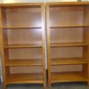 2 Traditional Thomasville Bookshelves. High end designer brand used furniture and home decor at significantly low prices. Furniture Consignment Plymouth.