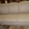 Custom Designed English Arm Hickory Sofa. High end designer brand used furniture and home decor at significantly low prices. Used Furniture Consignment.