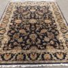 "4'10""x 7' Hand Knotted Area Rug"