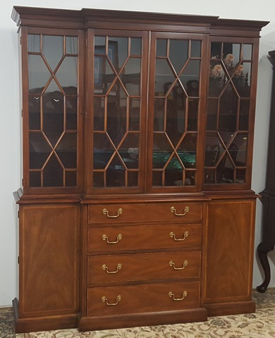 Henkel Harris China Cabinet
