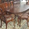 Henkel Harris Dining Table with 6 Chairs