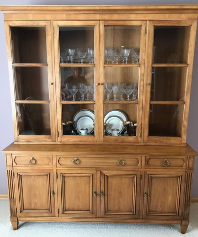 Kindel Formal China Cabinet - Marva's PlaceMarva's Place
