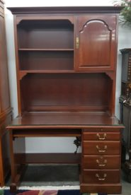 Ethan Allen Desk with Hutch