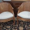 Cane Back Chairs (Set of 2)
