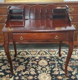 Bombay Secretary Desk