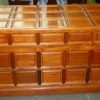 Montesano Rosewood Ming Chest Trunk
