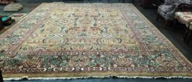 15 x 12 Hand Knotted Rug