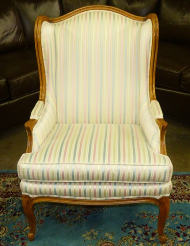 Baker Wingback Chair