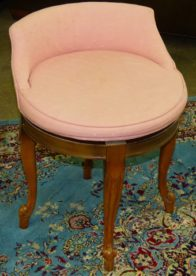 Small Pink Chair