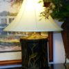 Asian Lamp with Shade