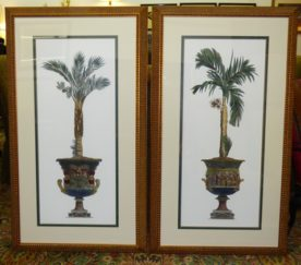 Set of 2 Framed Paintings