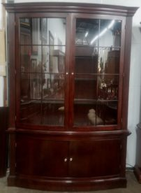 Lightly Shermag Display Cabinet