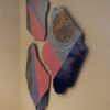 "Michael Gustavson ""Counterpoint"" 3-piece Wall Sculpture"