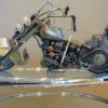 MOTORCYCLE SCULPTURE. Marva's Place