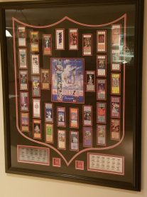 NFL Ticket Memorabilia