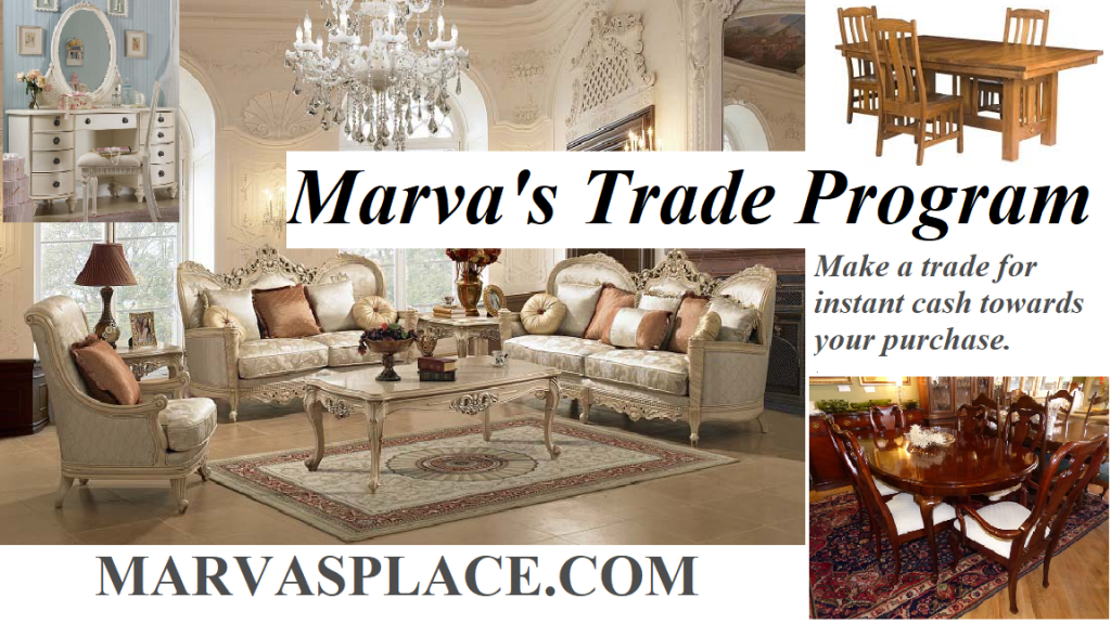 Marva's Trade Program